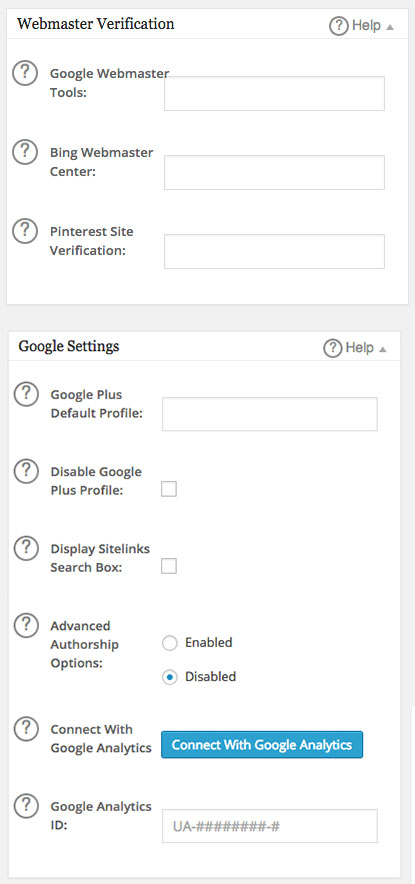 All-In-One-SEO-Pack-General-Settings-Webmaster-Verification-Google-5