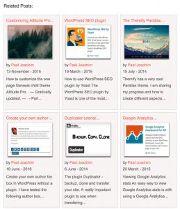 Custom-boxed-layout-excerpt-author-Contextual-Related-Posts-WordPress-plugin