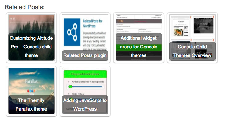 Default-layout-Contextual-Related-Posts-WordPress-plugin