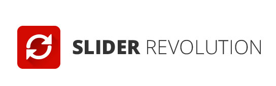 Revolution Slider Header logo