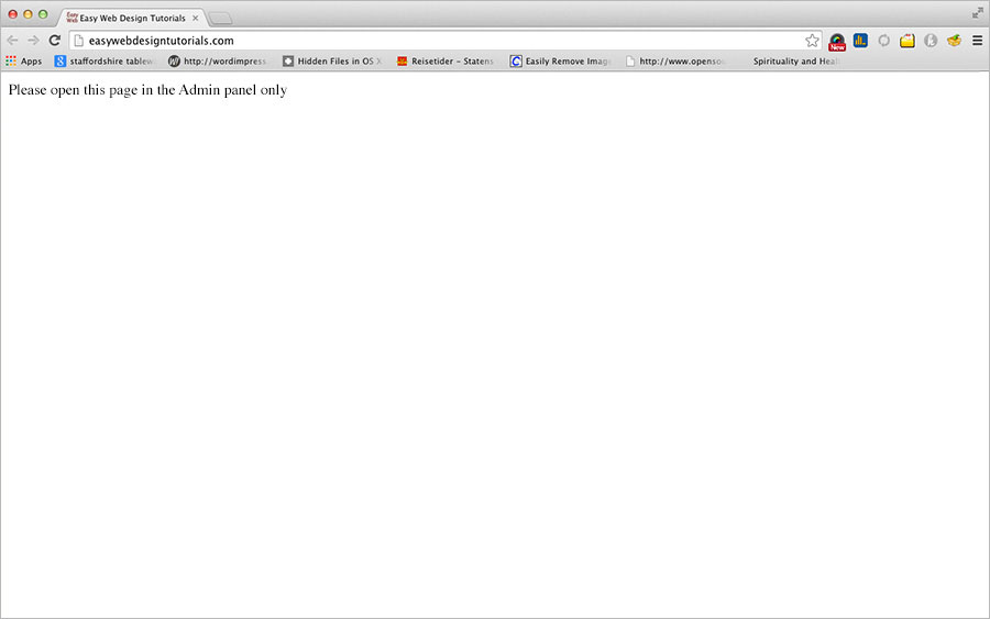 WordPress-Plugin-Error-Screen